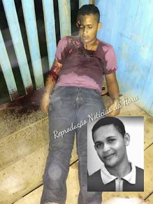 Jovem é executado com tiro na cabeça na Vila do V