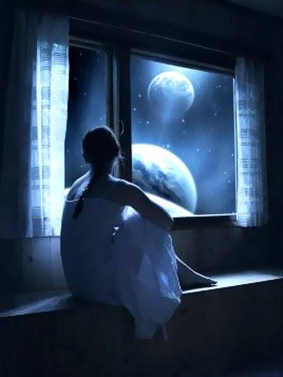 Sweet Sad Girl Hd Wallpaper Coisas De Uma Vida A Noite Chegou Trazia Frescura Ao