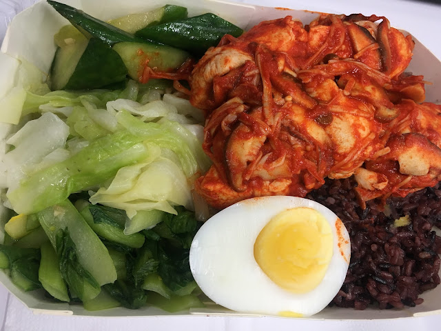 韓式菇菇雞