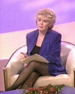 Gloria Hunniford Defends Danny Baker As She Insists Isn't A Racist Deep Down