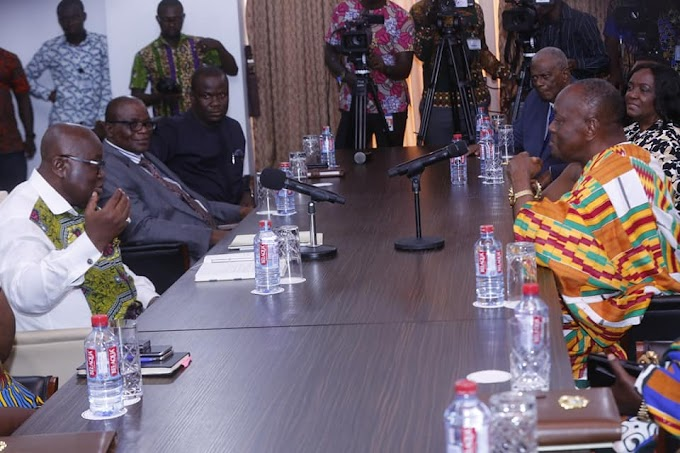 The Work of the Current Council of State Validates Relevance of the Institution - President Akufo Addo