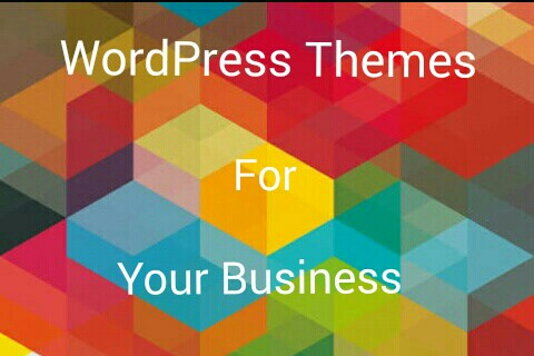 6 Advanced Responsive Business Wordpress Themes