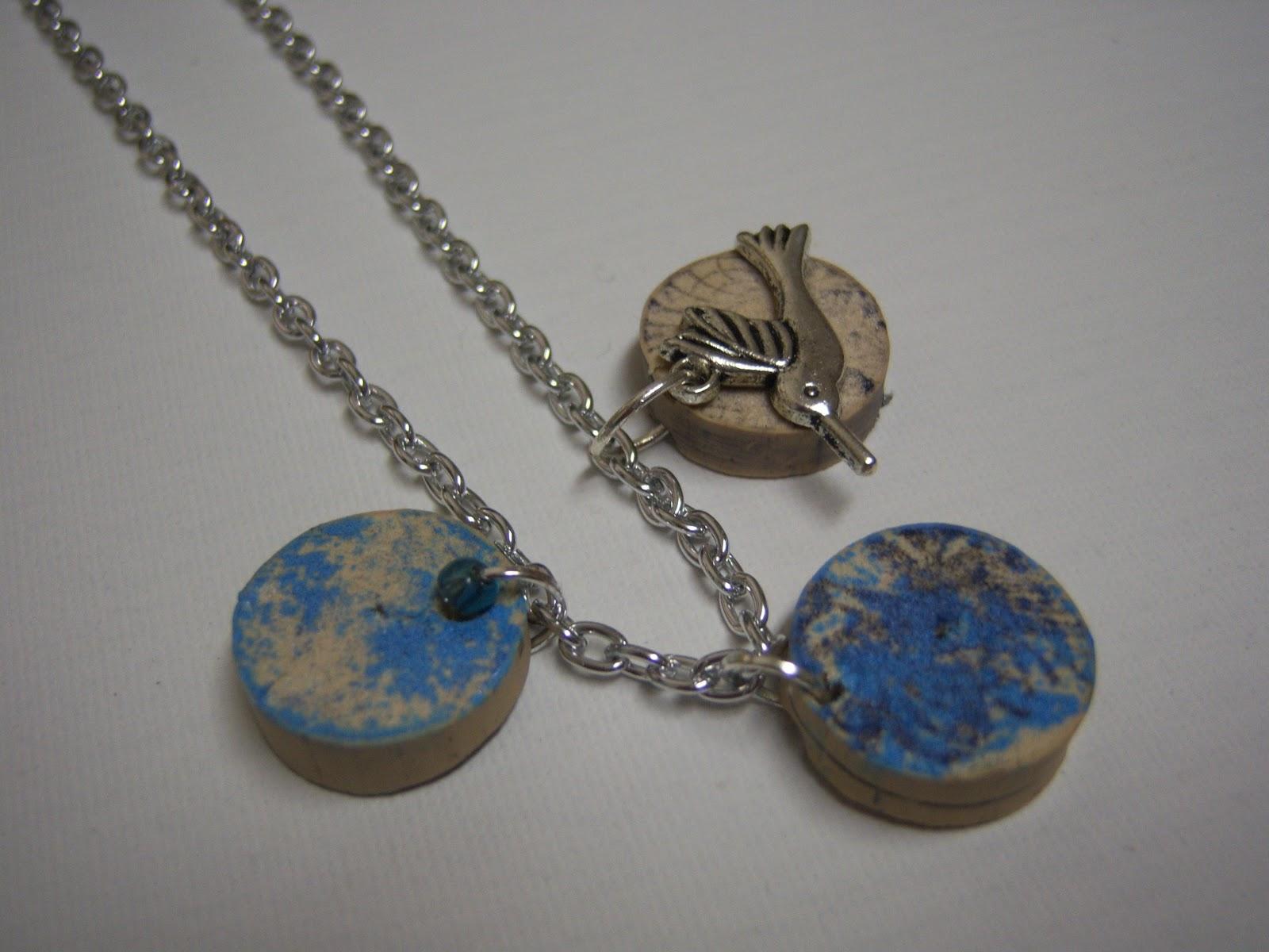 Crafty Like Lindy: Cork Necklace