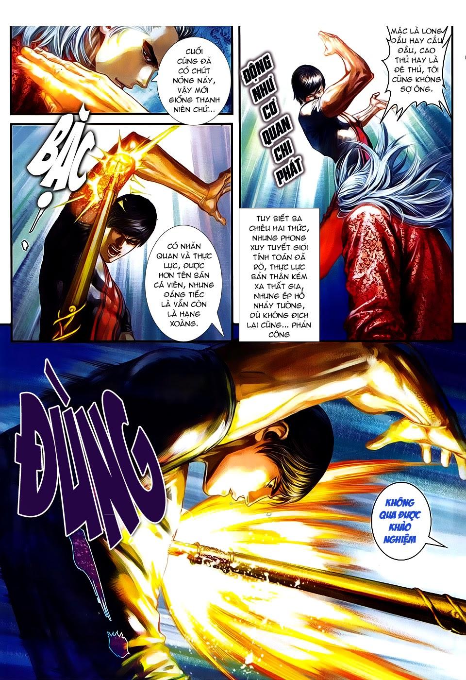 Quyền Đạo chapter 8 trang 18