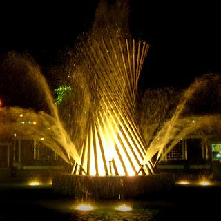 A Bela Fuente de la Vida, Circuito Magico de las Aguas, Lima