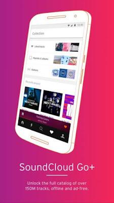 SoundCloud Music & Audio APK - APKWing
