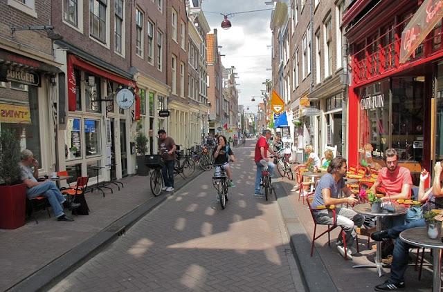 Dicas sobre o bairro Jordaan em Amsterdã