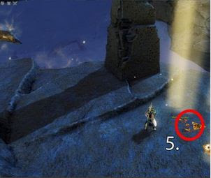 Guild Wars 2, Path of Fire, Perfect Match, Fifth Piece Location, Sunspear Puzzle Piece, Location Map, Guide
