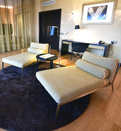 EPIC SANA's Presidential Suites