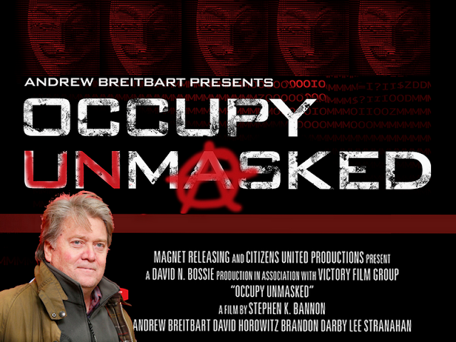 Stephen Bannon Occupy Unmasked