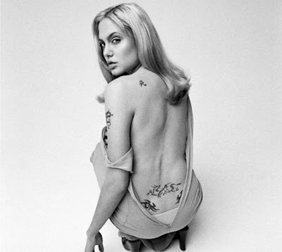Top Hollywood Female Celebrity Tattoo Designs