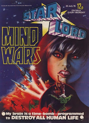 Mind Wars cover