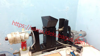 DIY Filament extruder 3D Printer #Part1