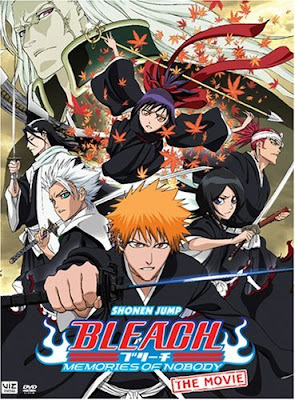 Download Bleach The Movie – Memories of Nobody (2006) 720p BluRay Subtitle Indonesia