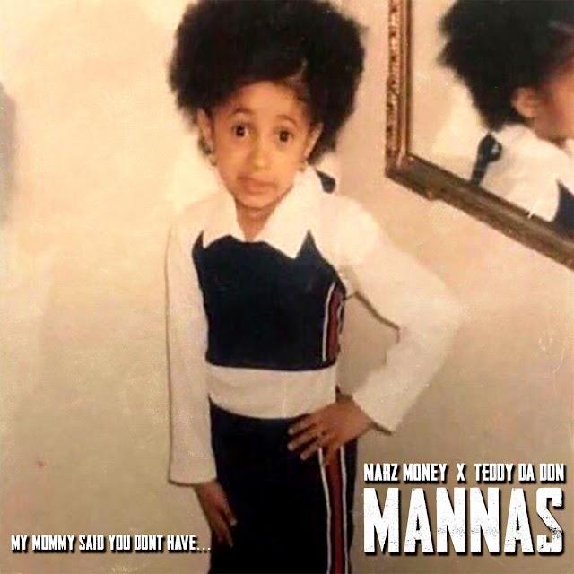 """Listen to """"Mannas"""" by Marz Money x Teddy Da Don (((AUDIO)))"""