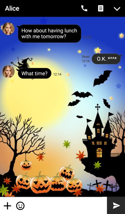 Halloween-Night !