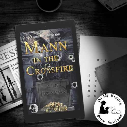 Book review of MANN IN THE CROSSFIRE by R. Weir