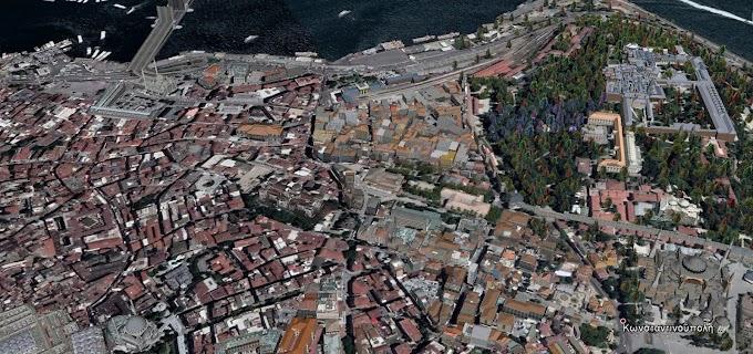 Διάφοροι Ιστορικοί χώροι στην Κωνσταντινούπολη θα κατεδαφιστούν για ανακατασκευή...!