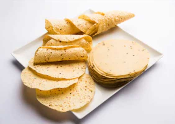 papad recipe in hindi