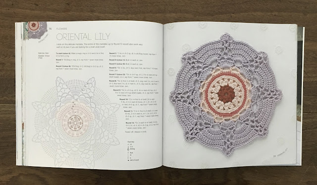 Use Crocheting In A Sentence : Haak-en-stekie: Get this book - Hooked on Mandalas/Mandalas to Crochet