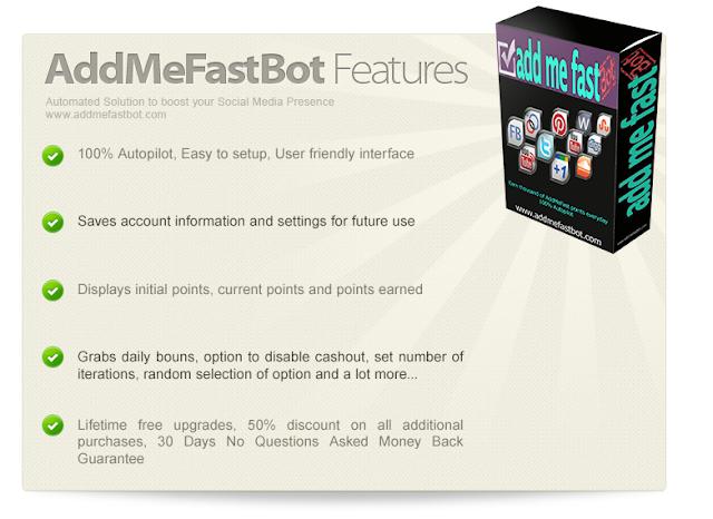 AddMeFast Bot 1.0.3.8