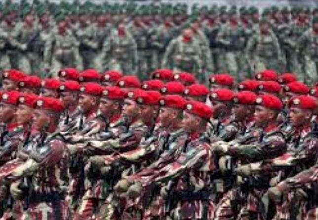 Mantan Panglima: Apa Salahnya Jika TNI Terlibat Dalam Pemberantasan Terorisme!