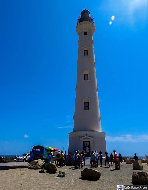 Farol Califórnia Lighthouse - Guia completo: o que fazer em Aruba