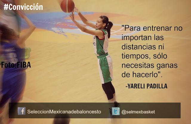 Yarelli Padilla basquetbol frasalia