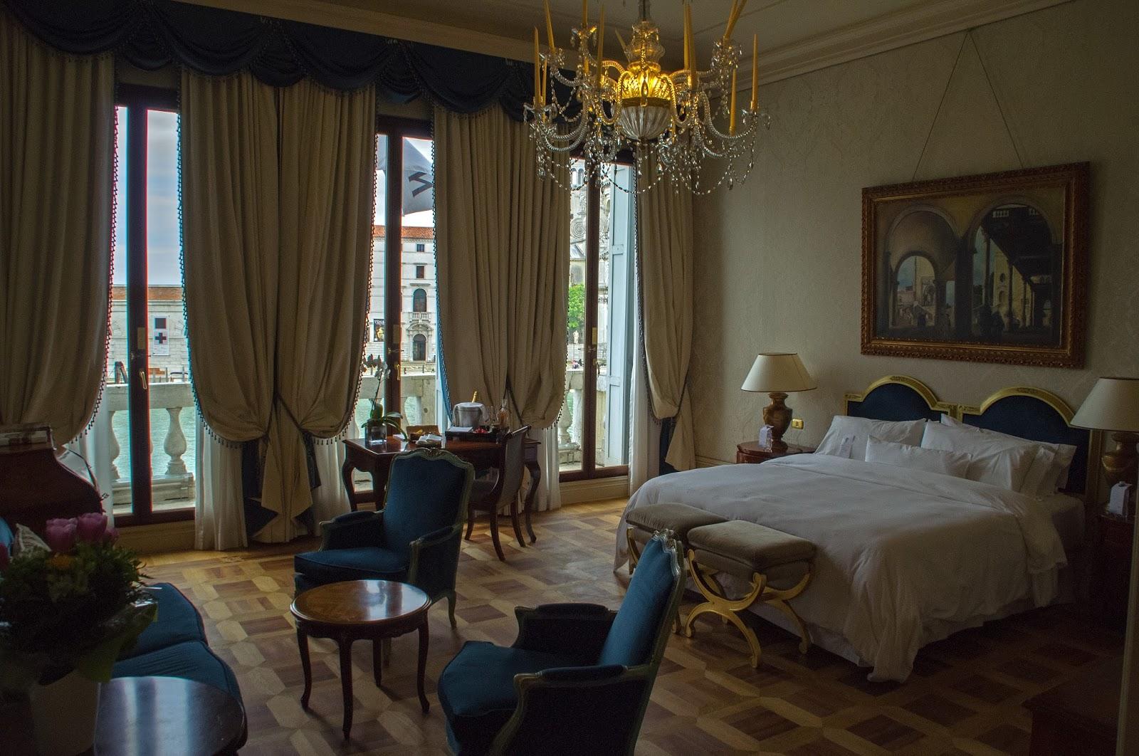 Westin Europa & Regina Venice Suite
