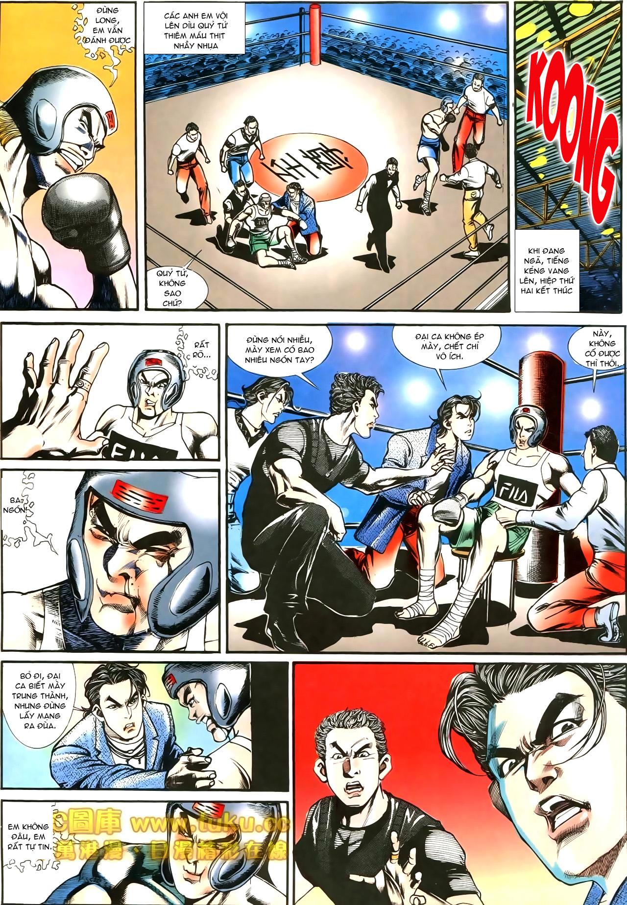 Người Trong Giang Hồ chapter 188: chiến nô trang 22