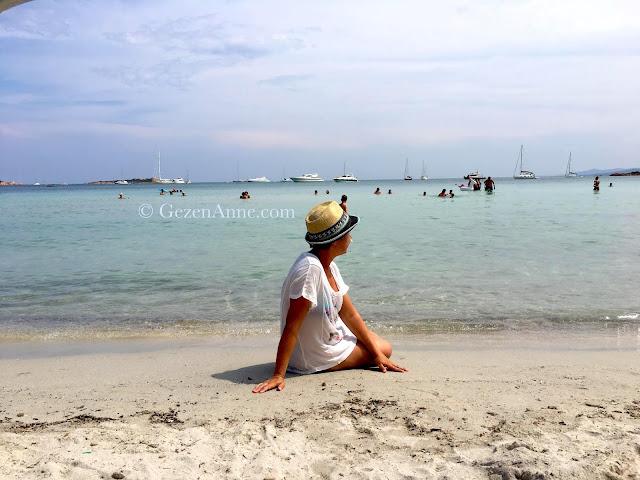Sardinia Spagia Cala Brandinchi beach