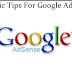 Optimizing Tips on Google Adsense Earnings Blog