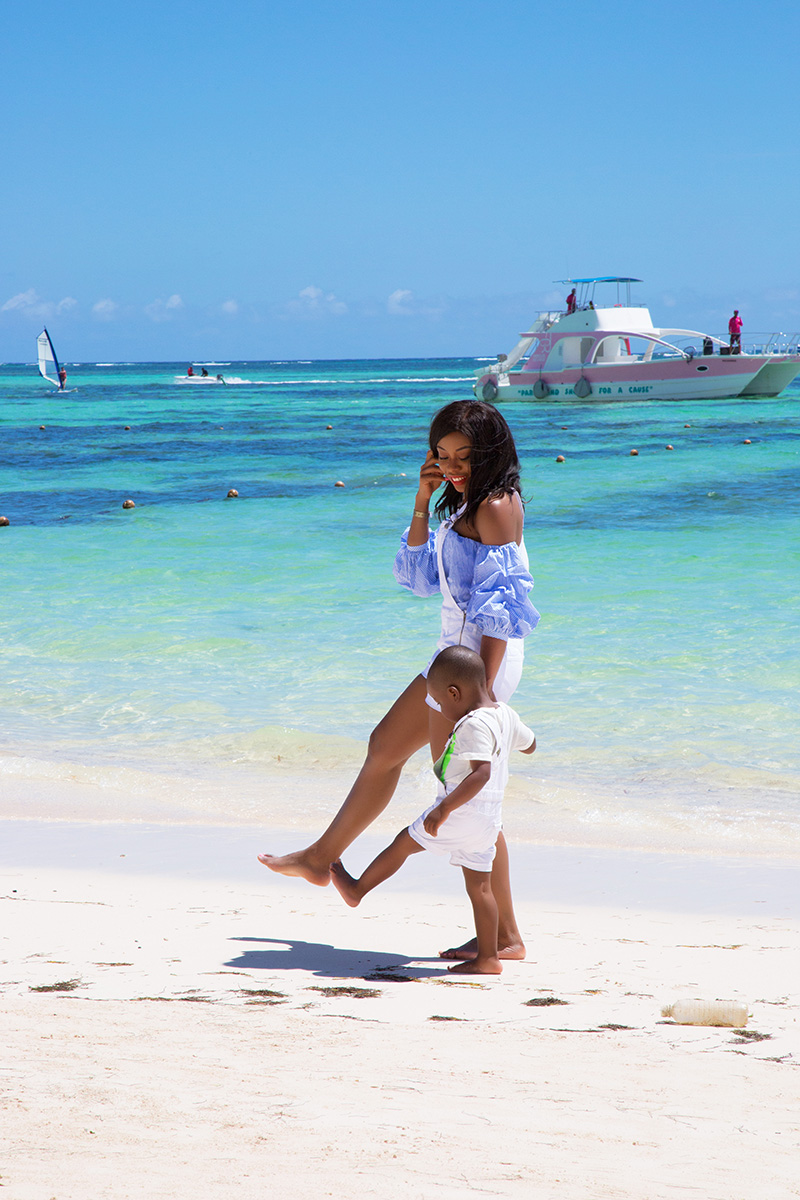 Family vacation, Madewell overall, Punta cana, dominican republic, barcelo bavaro deluxe, www.jadore-fashion.com