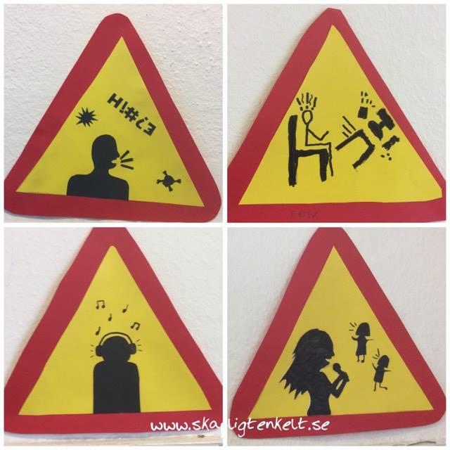 Bilduppgift - varning för...