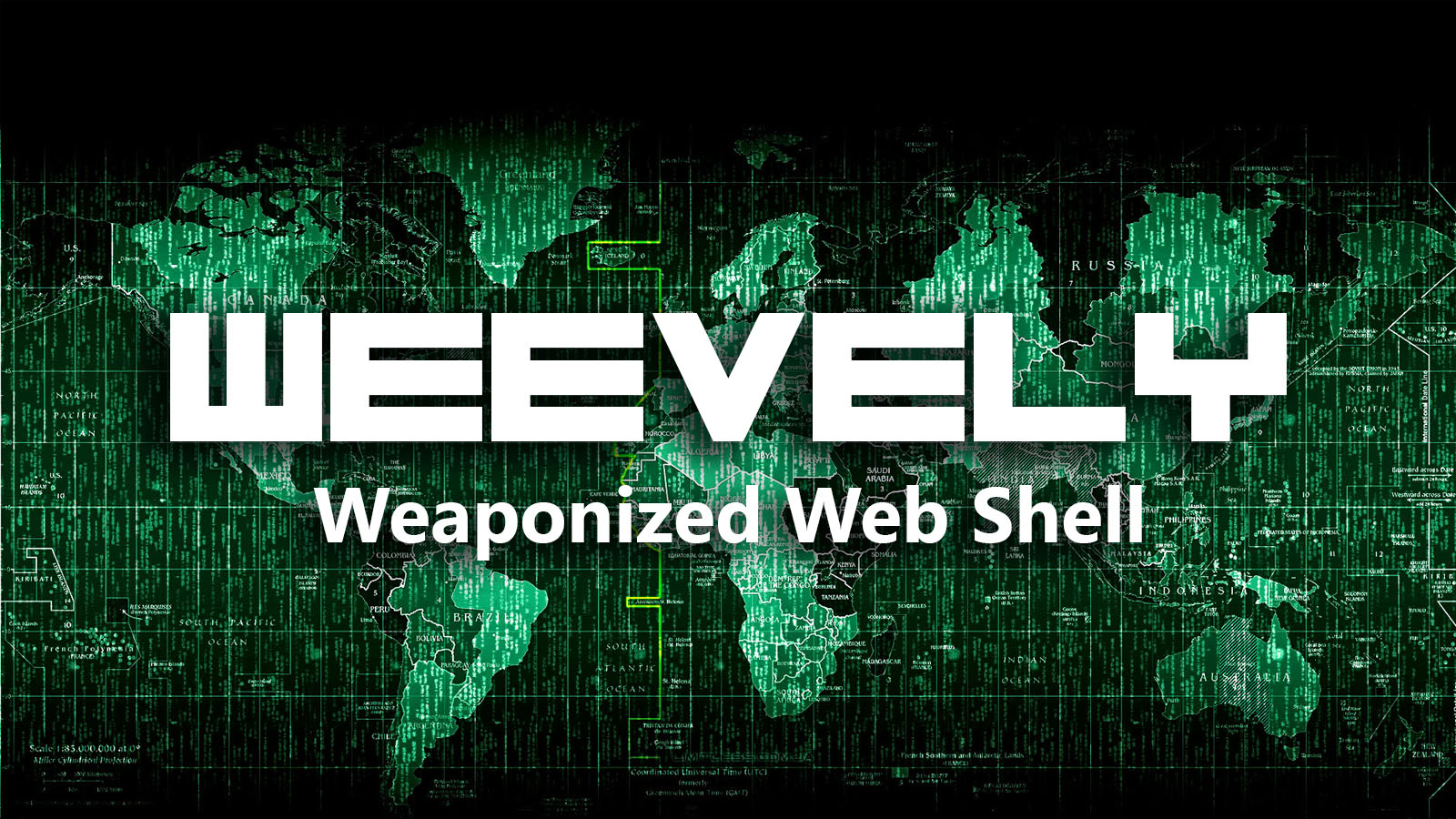 Weevely - Weaponized Web Shell