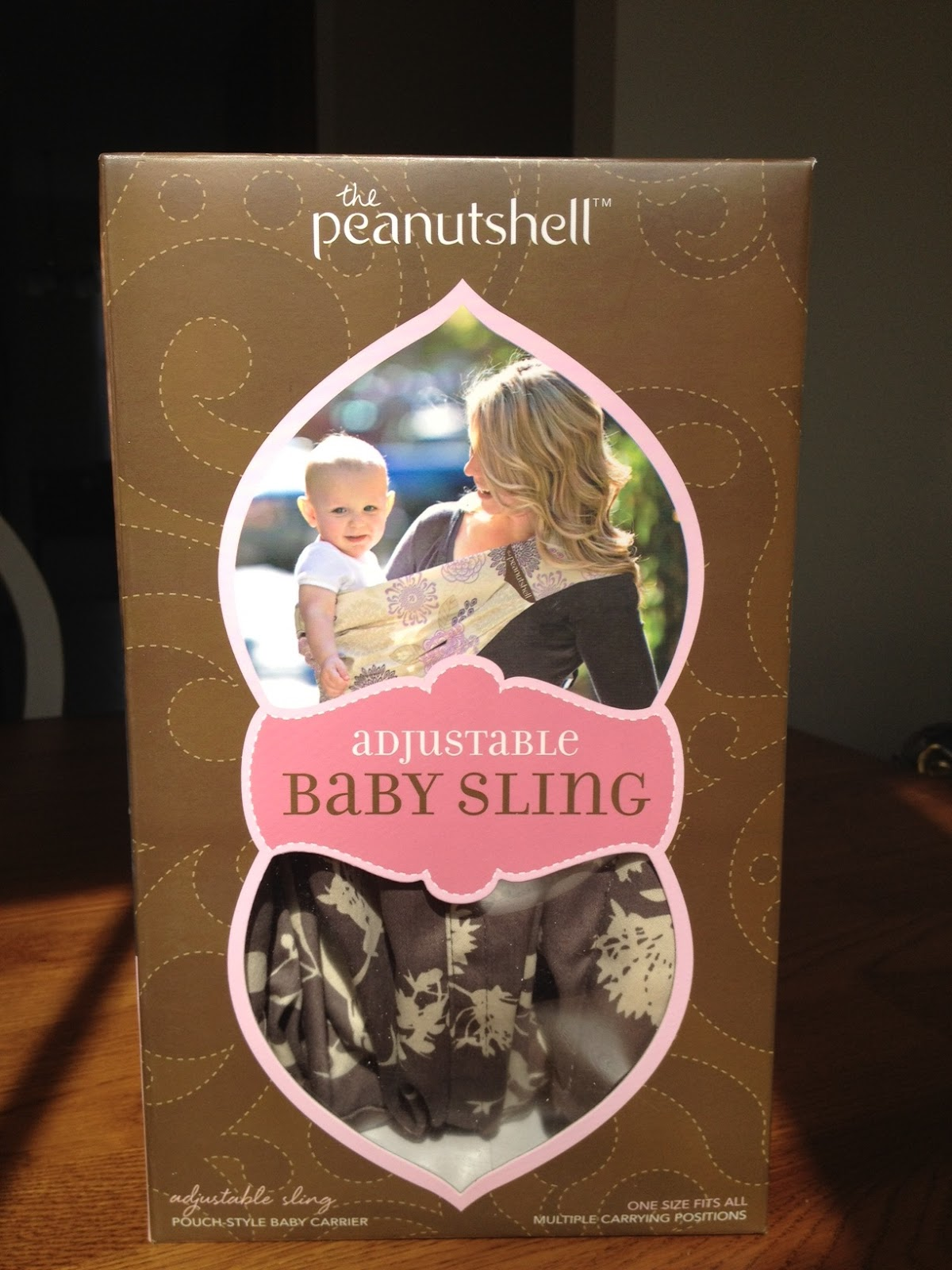 2f06dda77ba The Peanut Shell Adjustable Sling Review and Giveaway! - Modernly Morgan