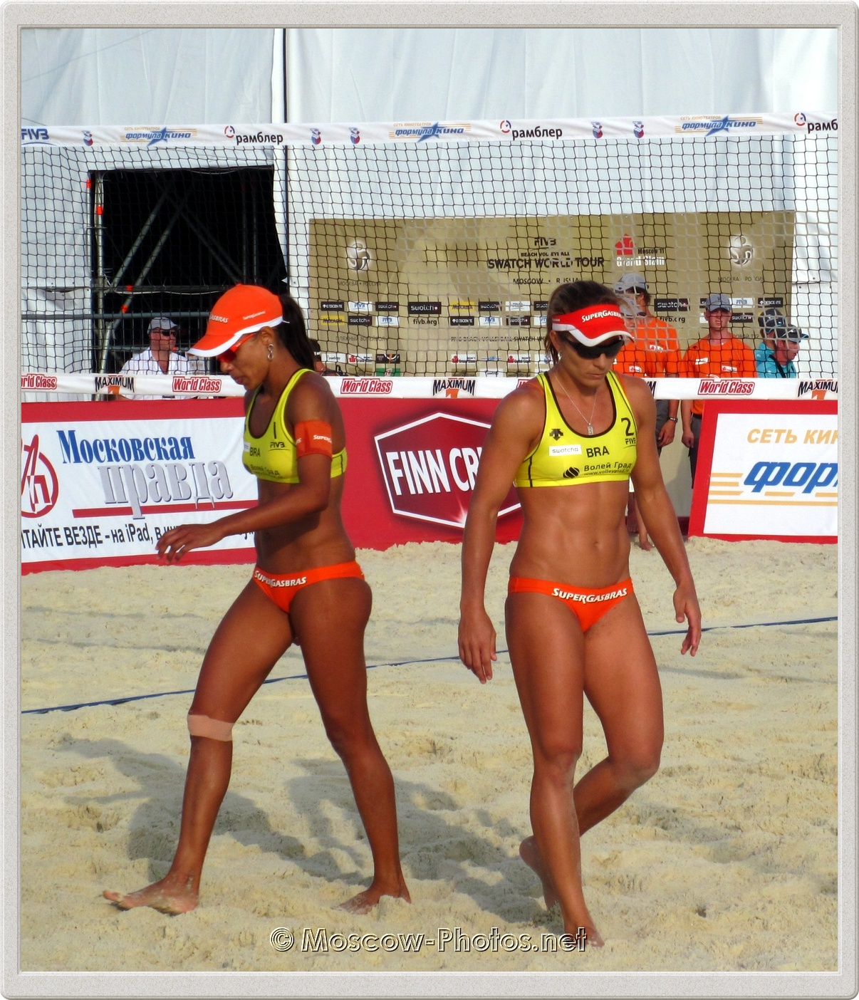 Juliana Felisberta Da Silva & Larissa Franca