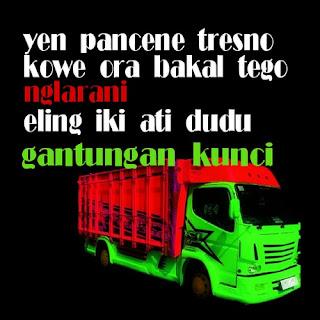 dp bbm truk