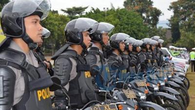 Anggaran Pengamanan Pilkada 2017 Mencapai Rp 923 Miliar
