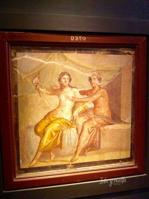 Museo Arqueológico Nacional Nápoles Gabinete Secreto