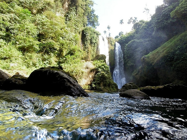 Blang Waterfall Pond – Freshness In North Aceh