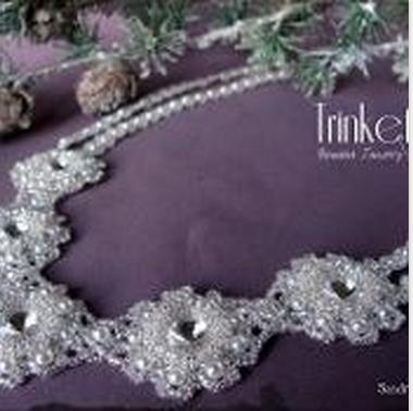 Elsa Necklace Pattern Disney Inspired for Kawartha Lakes Frozen Fans