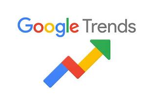 Google Trend    Kita tahu bahwa Google merupakan mesin pencari terbesar di dunia dan tentunya memiliki jumlah pengunjung sangat banyak setiap harinya bahkan setiap detik.    Tak banyak orang tahu bahwa sebenarnya Google juga mempunya satu layanan bernama Google Trend. Layanan ini berfungsi untuk melihat topik apakah yang sedang banyak dibicarakan oleh banyak orang. Karena ini Google merupakan mesin pencari maka berarti trending disini maksunya adalah jumlah keyword atau kata kunci yang di cari oleh warganet.