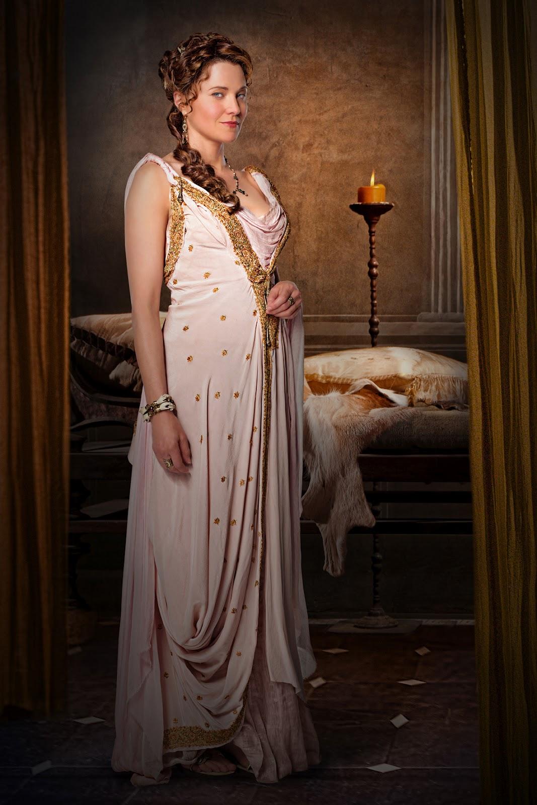Cast Of Designing Women Lucy Lawless Lucretia Spartacus