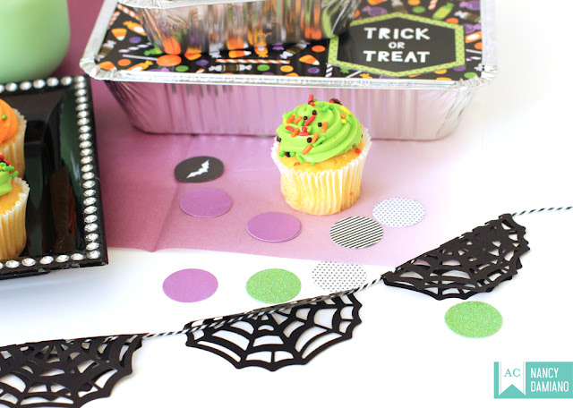 Nancy Damiano Halloween Treats Table American Crafts