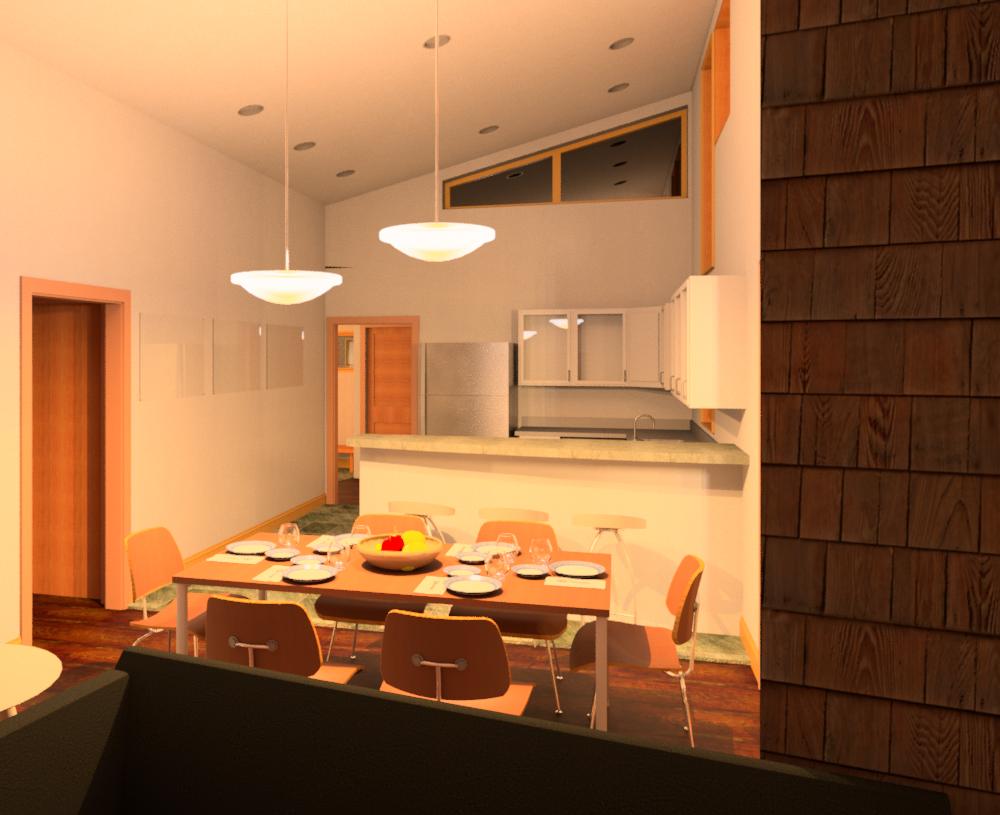 Arocordis Zig Zag House 2 Project In Design