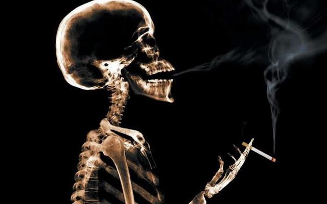 Czemu po rzuceniu palenia tyjemy?