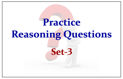 List of Reasoning Questions