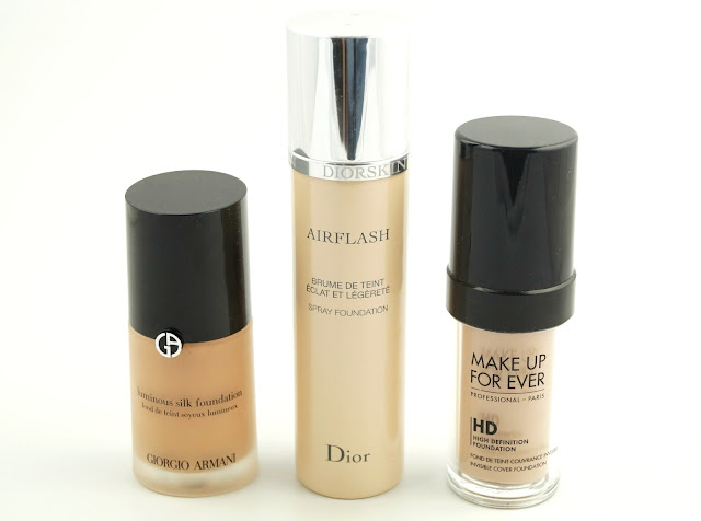 liquid foundations for dry skin