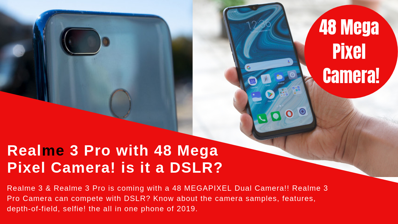 Debut 4 Maret, Realme 3 Pro Dukung Fast Charging